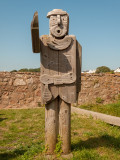 G10_1192.CR2 Wooden figure of Thomas Michel carpenter 1375 - © A Santillo 2011