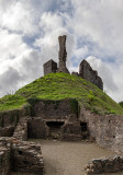 IMG_8039_40-Pano.dng The great oven in the Kitchen built into the Motte with the Keep above - © A Santillo 2018