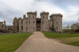 Raglan Castle - Monmouthshire, Wales