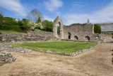 IMG_3105.jpg St Dogmaels Abbey founded around 1115 on site of pre-Norman monastery - © A Santillo 2011