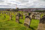 IMG_3343.CR2 Gravestones St Mary's parish church graveyard, St Hilda's Abbey - Whitby - © A Santillo 2011
