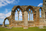 IMG_3356.jpg St Hilda's Abbey originally built 675, re-built in 1078 & destroyed by Henry VIII in 1540 - © A Santillo 2011