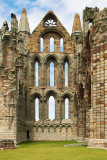 IMG_3365.jpg St Hilda's Abbey originally built 675, re-built in 1078 & destroyed by Henry VIII in 1540 - © A Santillo 2011