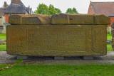 IMG_3576.jpg Roman Sarcophagi - St Mary's Abbey, York Museum Gardens - © A Santillo 2011