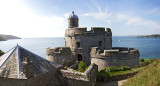 St Mawes Castle - Cornwall