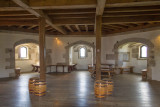 IMG_4112.CR2 St Mawes Castle - third floor gun room - © A Santillo 2012