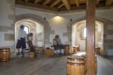 IMG_4114.CR2 St Mawes Castle - third floor gun room- © A Santillo 2012