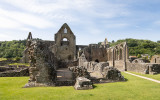 IMG_8219.CR3 View of the North Transept and the Monk's Day Room - Tintern Abbey - © A Santillo 2019