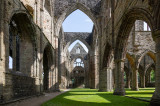 IMG_8224.CR3View of the North Transept from the South Transept looking across the Choir - Tintern Abbey - © A Santillo 2019
