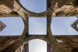 IMG_8225.CR3 Looking up from the Choir - Tintern Abbey - © A Santillo 2019