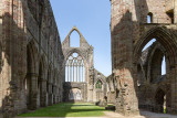 IMG_8226.CR3 The Nave and the West Front from the Choir - Tintern Abbey - © A Santillo 2019