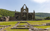 IMG_8237.CR3 Exterior view of the West Front - Tintern Abbey - © A Santillo 2019