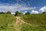 Wiston Castle - Pembrokeshire, Wales