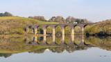 IMG_8650 Trematon Castle,Forder Viaduct from Forder Lake - © A Santillo 2020