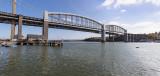 IMG_8690 River Tamar Road Bridge and Brunel rail Bridge - © A Santillo 2020
