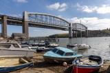 IMG_8691 River Tamar Road Bridge and Brunel rail Bridge  - © A Santillo 2020