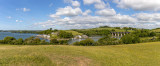 IMG_8785-Pano-Edit Antony Passage, Tidal Mill, Forder Viaduct and Trematon Castle  - © A Santillo 2020