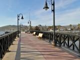 The bridge on Malecon