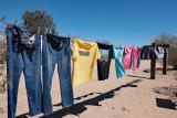 Desert Clothes Dryer