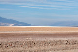 Badwater salt bands