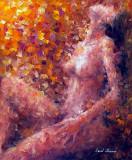 UNA MUJER DESNUDA — oil painting on canvas
