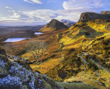Snow Sprinkled Quiraing