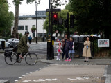 20190909_112422 The Cyclist at the End of Our Street