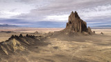 Shiprock from the Drone