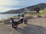 A quick trip on the Moto Guzzi