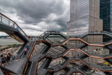 The Buildings of Hudson Yards in New York City