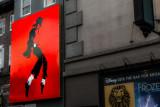 Moonwalking Through Times Square
