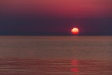 Sky, Sun and Water Sunset