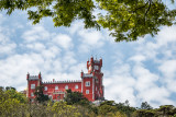 Up On a Hill, The Pena Palace