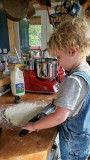 The Chef, Rolling the Dough