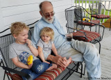 Telling Stories on the Porch