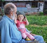 Last Morning with Grandpa