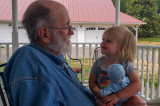 Serious Conversation with Grandpa