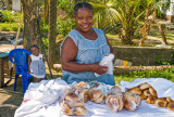 Homemade Coconut Bread