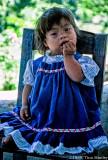 Sonia Monueles, Age 2