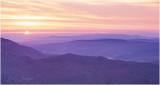 Sunrise from Crib Goch