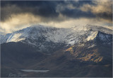 View of Snowdon from Moel Siabod.