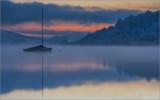 Llyn Tegid sunset