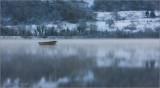 Llyn Tegid rowing boat