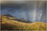 View towards Yr Aran from Beddgelert