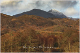 First signs of Snow on Snowdon