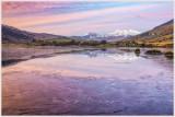 Snowdon reflected