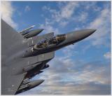 F15 E Cockpit