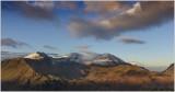 The Snowdon Mountain range
