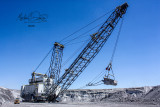 Arch Coal Company Bucyrus Erie 2570WS (Black Thunder Mine)