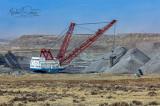 Arch Coal Company Bucyrus Erie 2570W (Black Thunder Mine)